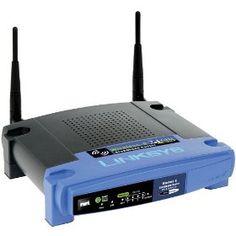 Cisco-Linksys Wireless Router