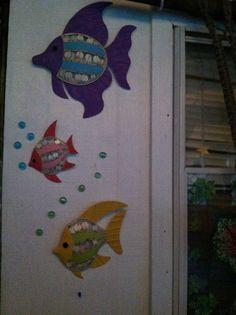 Fishy wall