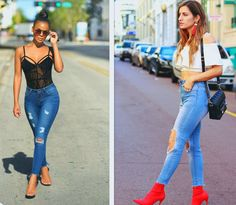 Stylish Denims – wanaabeehere Capri Pants, African, Elegant, Denim, Stylish, Fashion, Capri Pants Outfits, Classy, Capri Trousers