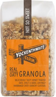 Real Oaty low sugar Granola