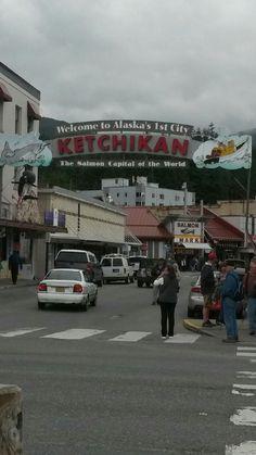 7•13•16 《Ketchikan sign》