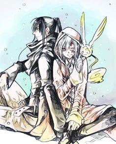 Kanda and Allen