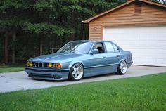 BMW E34 Low/Slammed thread