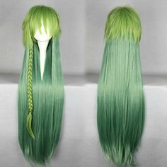 Wig Detail Amnesia Ukyo Wig Includes: Wig, Hair Net Length - 100CM Important Information: Fitting - Maximum circumference of 55-60CM Material - Heat Resistant Fiber Style - Comes pre-style as shown in