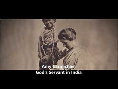 Amy Carmichael God's Servant in India Pacific Garden, Amy Carmichael, Religion, India, God, Movies, Movie Posters, Dios, Goa India