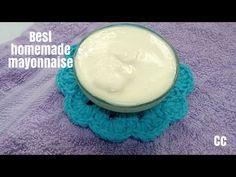Homemade garlic mayonnaise ( Ramadan recipes)by coconut chutney Mayonnaise Recipe, Homemade Mayonnaise, Coconut Chutney, Ramadan Recipes, South Indian Food, Food Categories, Indian Food Recipes, Garlic, Channel