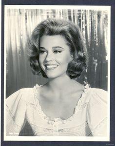 "Jane Fonda for ""Sunday in New York"" (1963)"
