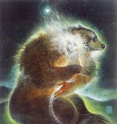 Susan Seddon-Boulet - Bear Child