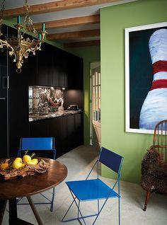 Interior Designer Harry Eigenberg - Residence