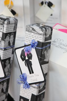 DIY: Personalized Wrapping Paper for Special Occasions