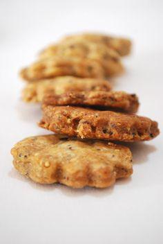 biscuits salés sous toutes les formes : toutes les recettes pour l'apéro, mais aussi pour d'autres utilisations Sur Marmiton