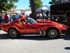 """""""Corvette Summer"""" 1978"""