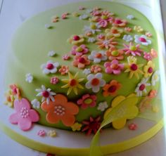 Beginners Guide to Cake Decorating simlpe techniques for beautiful results - Cookbooks