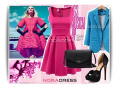 """""""Noradress-it 13"""" by nerma10 ❤ liked on Polyvore featuring noradress"""