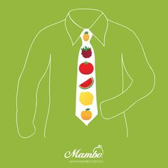 Día del padre Frutas y verduras Mambo www.mambo.com.co Cartagena de Indias - Colombia