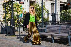 Jeanette Friis Madsen- Stockholn Street Style