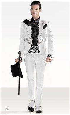 Vestito bianco o nero emperor