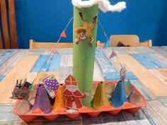 Saint Nicolas, Kindergarten, Crafts For Kids, December, School, Outdoor Decor, San, Pictures, Bricolage