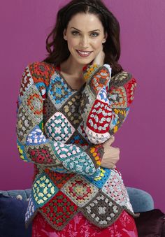 Crochet jersey Tutorial╭⊰✿Teresa Restegui http://www.pinterest.com/teretegui/✿⊱╮