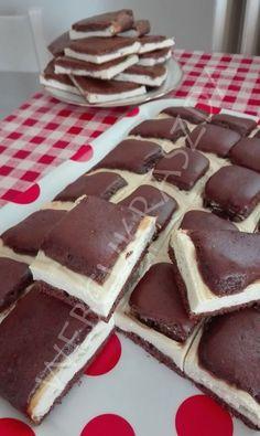 5 Ingredient Desserts, Sweet Recipes, Cake Recipes, Keks Dessert, Hungarian Desserts, Diet Cake, Food Reviews, Homemade Cakes, Desert Recipes