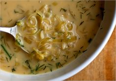 ... about Leeks on Pinterest   Creamy pasta, Chicken soups and Blue cheese