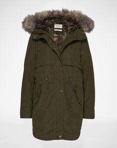 """Parka: """"Lara"""" from Parka London. Click on the picture to get the product ♥"""