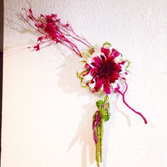 #compositeflower #alcachofaservices #erikazavaladesign #love #wallpiece #flowerdesign #flourist