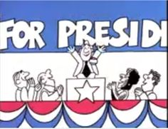 Minute-long Schoolhouse Rock video shows how Presidents are elected