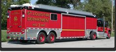 saint louis FD | hazmat st louis fire department st louis missouri model tdd1282 ...