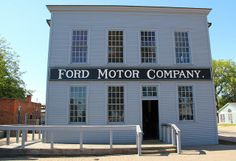 Henry Ford Museum Greenfield Village | Recent Photos The Commons Getty Collection Galleries World Map App ...