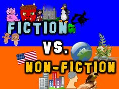 Fiction vs. Non-Fiction! (a song for kids about fiction & non-fiction)