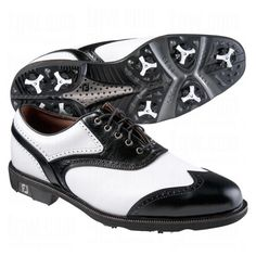 19ee48dcca1308 FootJoy Mens Icon Shield Tip Golf Shoes Golf Warehouse