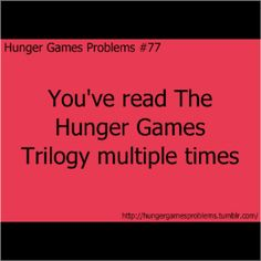 Because once isn't enough. You have to read it multiple times!!!