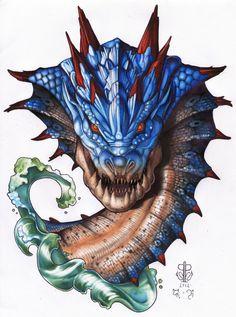 Monster Hunter - Lagiacrus