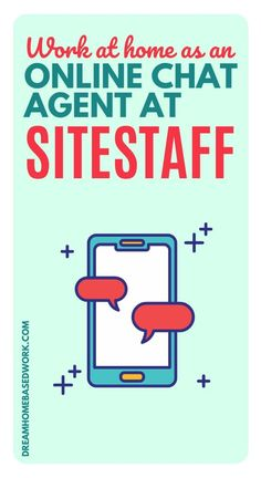 Sitestaff hires Online Chat Agents to provide customer service and answer questions. Read our full work at home review and submit your application today.  #workathome #onlinejobs Home Based Work, Work From Home Jobs, Work Quotes, Change Quotes, Attitude Quotes, Quotes Quotes, Home Business Opportunities, Business Ideas, Need Cash Now