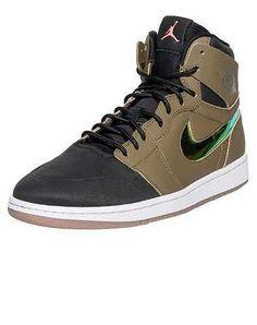 #FashionVault #jordan #Men #Footwear - Check this : JORDAN MENS Green Footwear / Sneakers for $89.99 USD