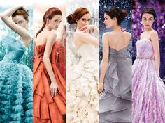 What Your Favorite Selection Series Dress Says About You