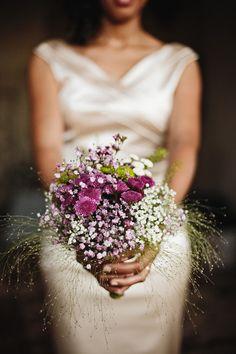 #Ramo de#novia de aires #silvestre