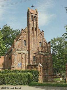 Treptow - St. Gertrudskapelle