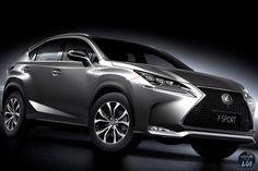 #Lexus NX All photos www.voiturepourlui.com #car #suv #automobile