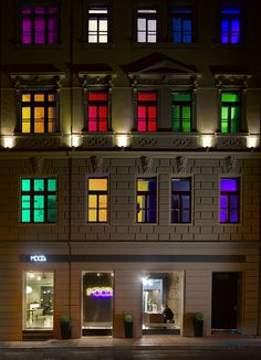 MOODs boutique hotel in Prague. We help you find the best boutique hotels in Prague. Best Boutique Hotels, Best Hotels, Travel Around The World, Around The Worlds, Prague Hotels, Facade, Architecture Design, The Incredibles, Vacation