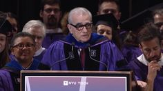 Dean Mary Schmidt Campbell addressed 1,275 members of the Tisch School of the Arts class of 2014 at Radio City Music Hall on May 23, 2014. Martin Scorsese '64/'68/Hon. '92 was the honored speaker.  Special performances included Harm of Will choreographed by Kendra Portier and Ragtime presented by students from the New Studio on Broadway.  Kiah Victoria '14 (BFA, Recorded Music) performed Aurora as a special tribute to Dean Campbell, who after 23 years of leadership ...