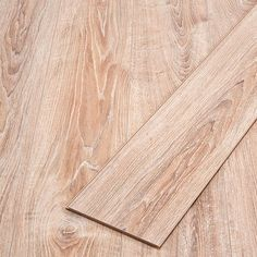 Golv whitewashed laminate flooring from Ikea