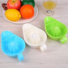 Manual Fruit Juicer Gadgets Multifunctional Household Convenient Squeezer #Affiliate
