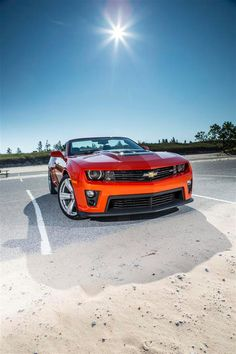 The warmth of the summer sun is what gets us through the winter. #Camaro