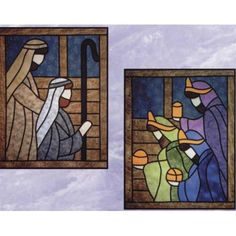wisement and shepards, nativity quilt pattern