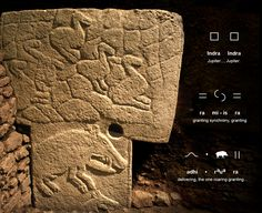 Resonance at Göbekli Tepe, Turkey.     disclaimer: I have no faith in the linguistic  interpretations offered with these images.