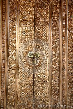 carved balinese door & Large Balinese Doors Hand Carved Blue Green in NSW | eBay | asian ... Pezcame.Com