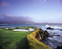 7th at pebble beach - want to play.