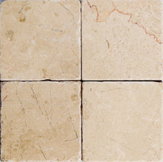 Turkish Creme Marble Tumble 100x100 Kitchen Walls, Natural Stones, Tile Floor, Marble, Tiles, Flooring, Texture, Wall Tiles, Surface Finish